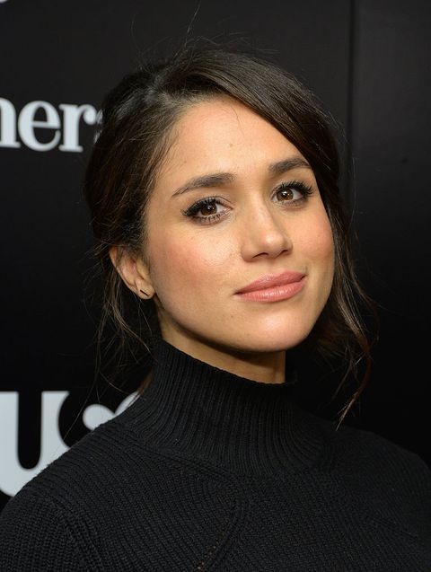 los angeles, ca   january 21  actress meghan markle attrends the premiere of usa networks suits season five at sheraton los angeles downtown hotel on january 21, 2016 in los angeles, california  photo by michael tullberggetty images