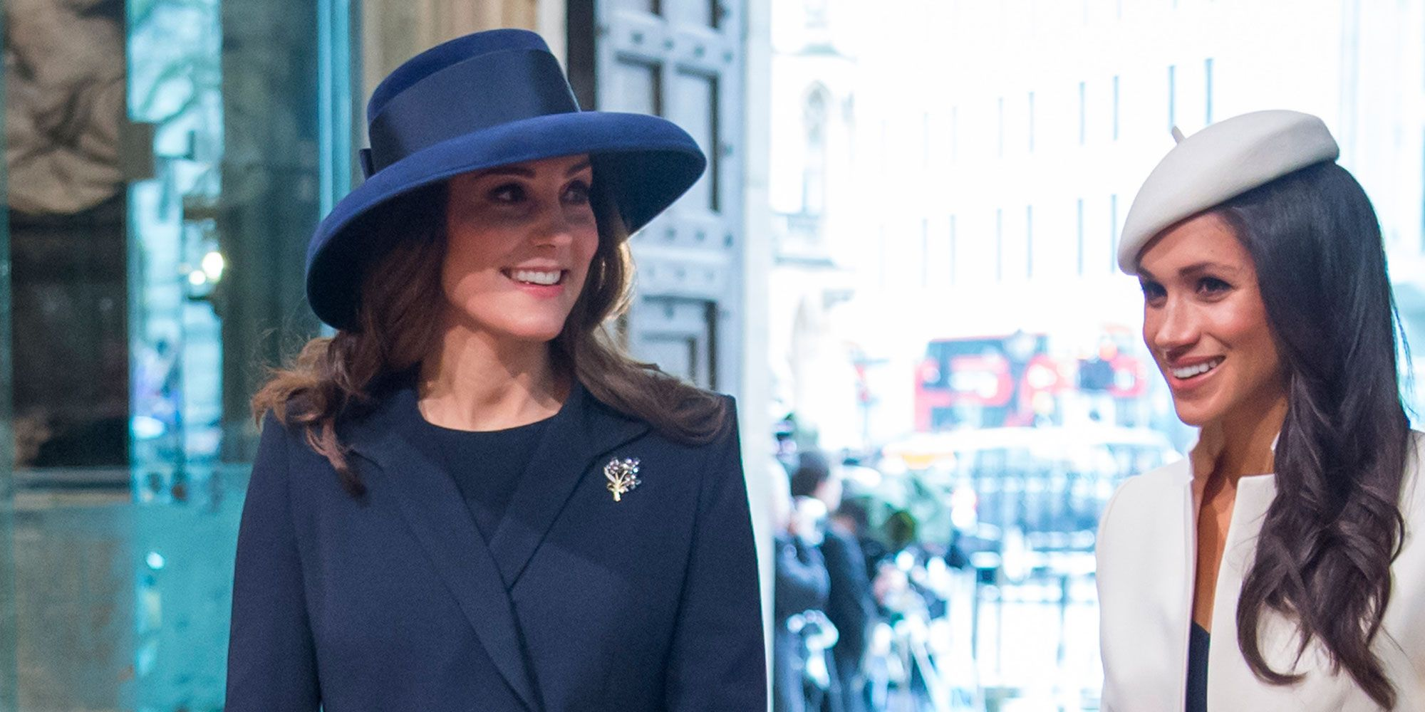 Kate Middleton,Meghan Markle