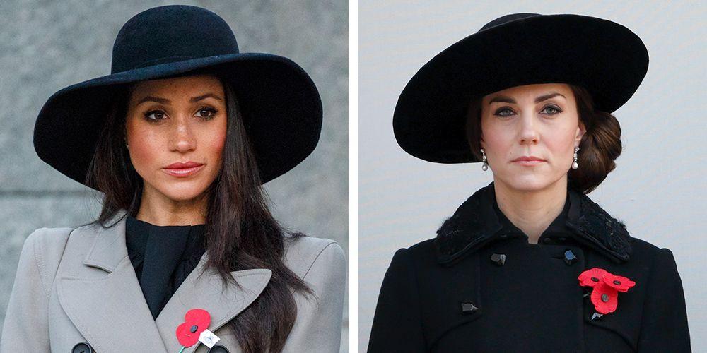 Meghan Markle Channeled Kate Middleton And Princess Diana