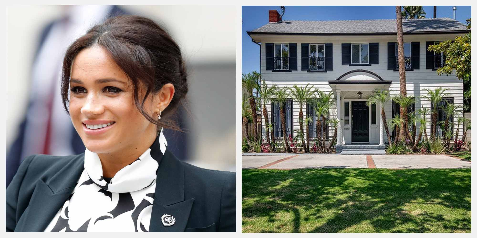 Meghan Markle's Former Los Angeles Home Is for Sale