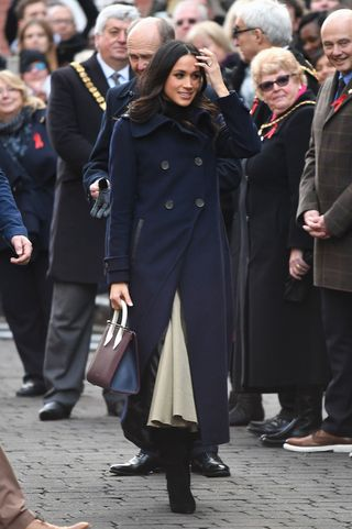 c8e62074 This is why Meghan Markle's tights are dividing the internet... again