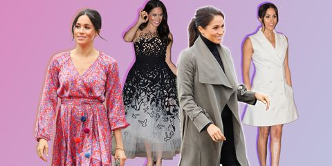 81dcbf063aad3 Everything Meghan Markle has worn on her first royal tour