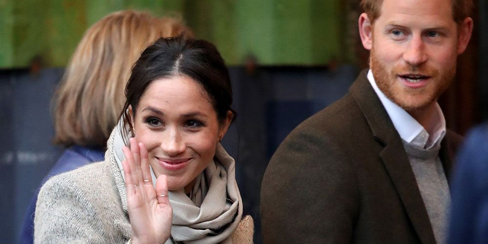 Meghan Markle Marks and Spencer jumper