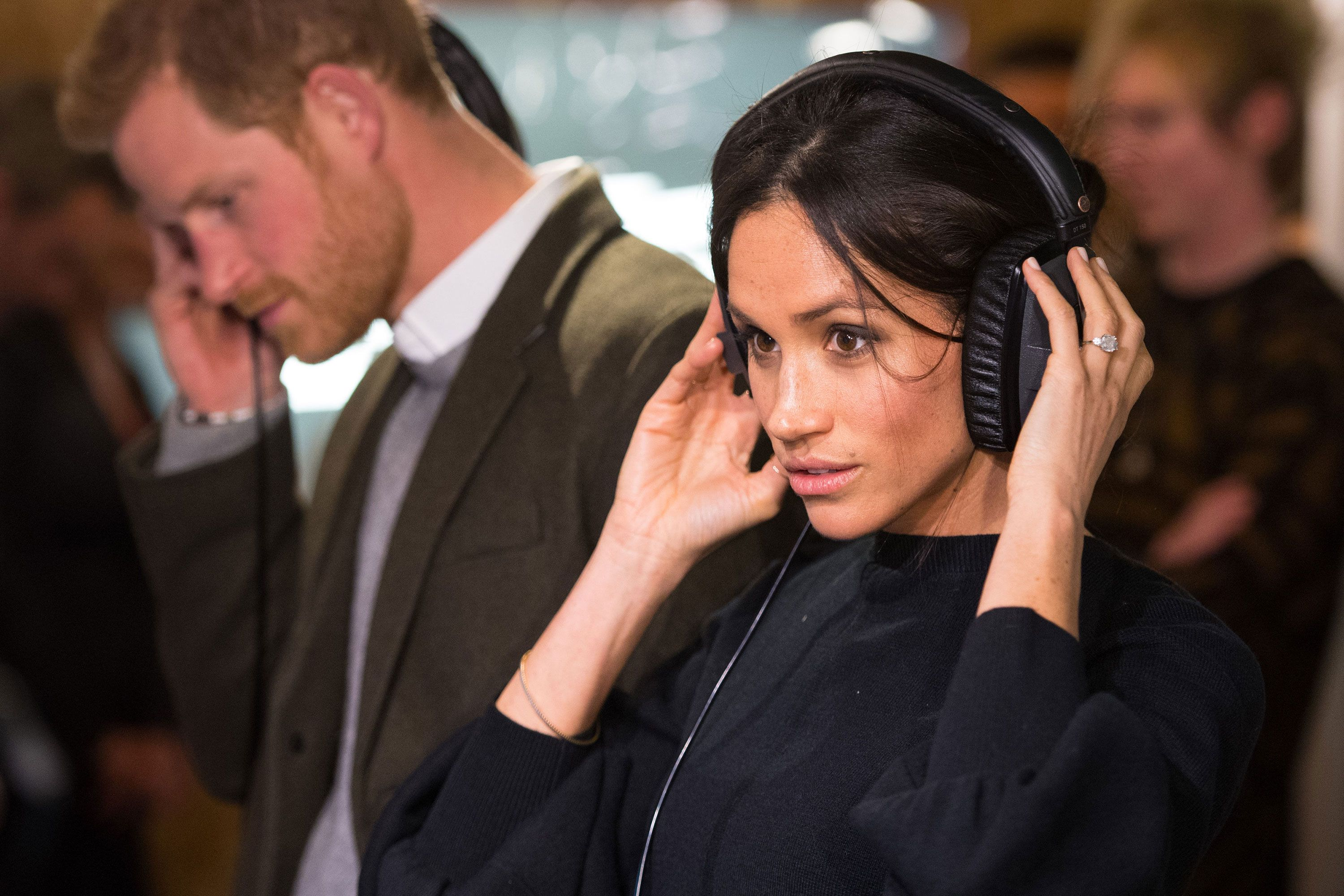 Meghan Markle's Marks Spencer jumper is back in stock – and it's been updated for Spring