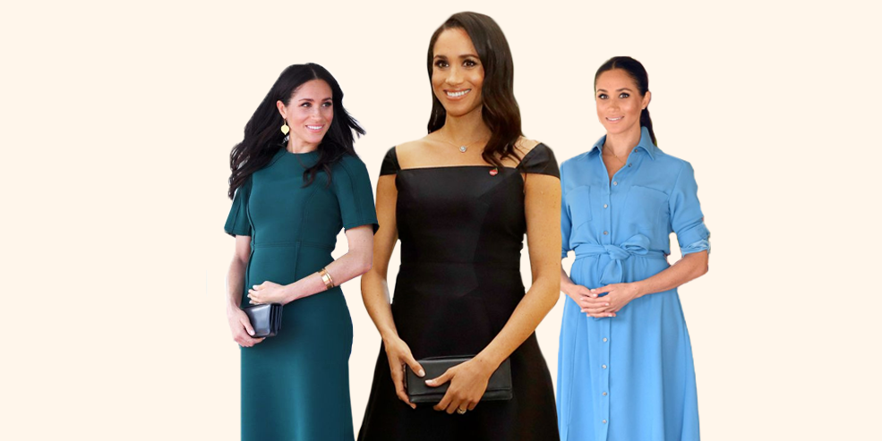Meghan Markle's Best Maternity Style Moments