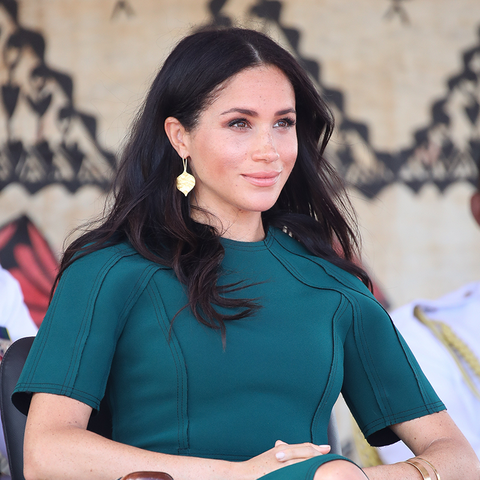 meghan markle to give first interview after lilibet's birth