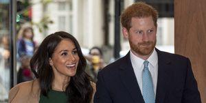 Meghan Markle, nickname, Prince Harry