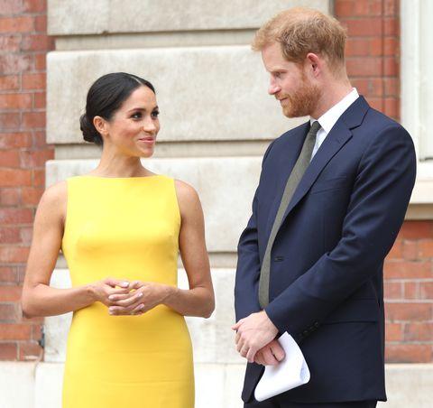 meghan markle, prince harry, royal nicknames
