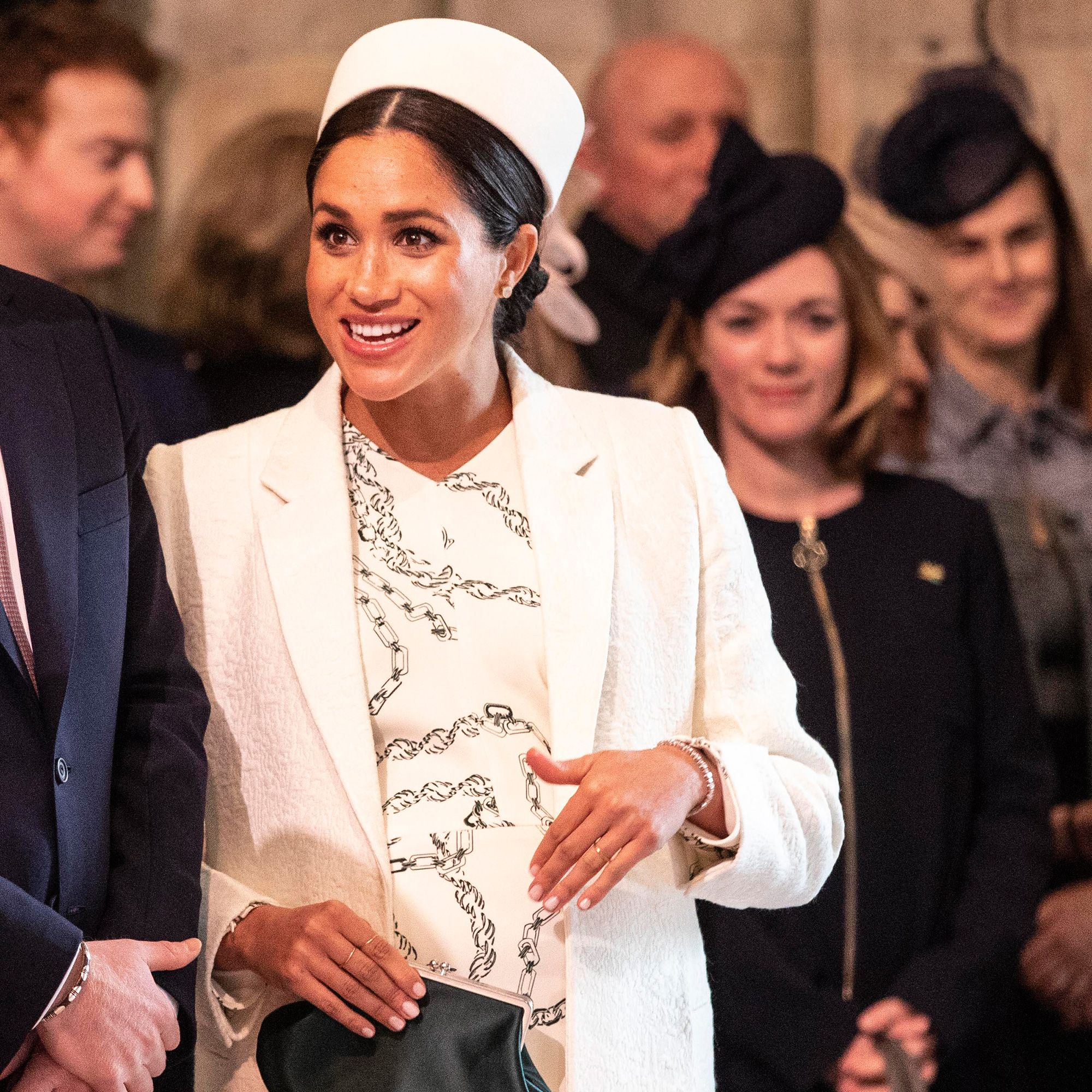 Why Her Engagement Ring Meghan Isn't Markle Wearing N8wm0vn