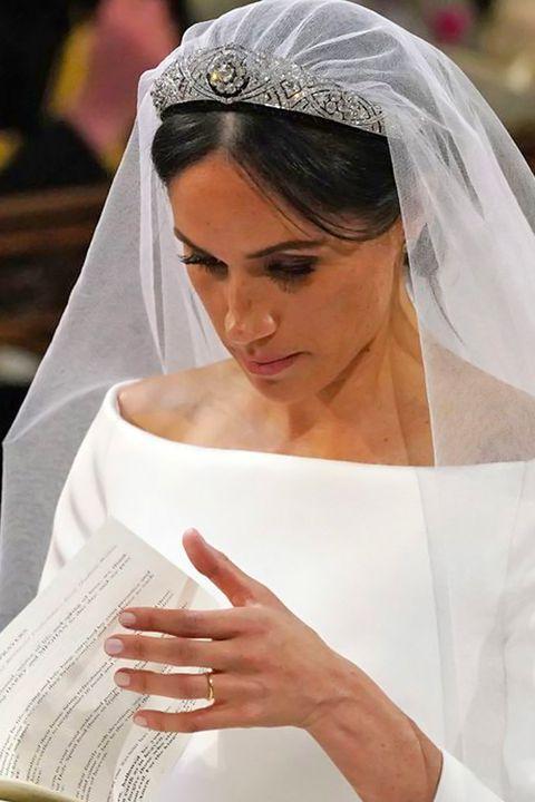 This Is Meghan Markle S Wedding Nail Polish Meghan Markle Royal Wedding Beauty