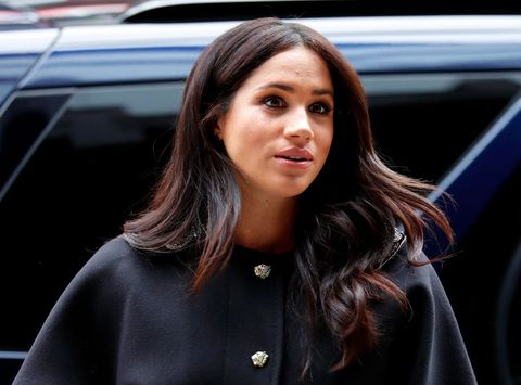 The President is due to make a state visit to the UK, but Meghan Markle won't be there