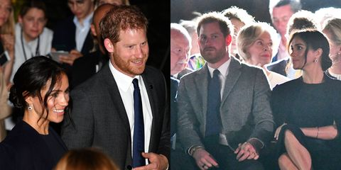 Meghan Markle Prince Harry S Pda At The Invictus Games 2018