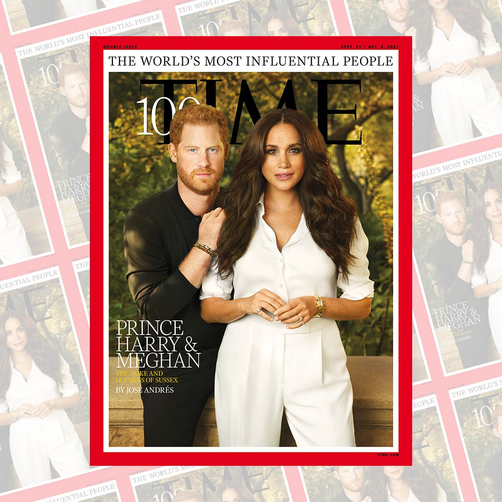 Shop The Pinky Ring Meghan Markle Wore for Her 'Time' Magazine Cover Photo—And Similar Options, Too