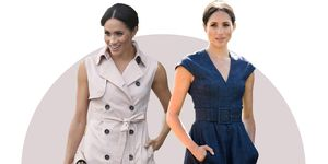 meghan markle pockets body language