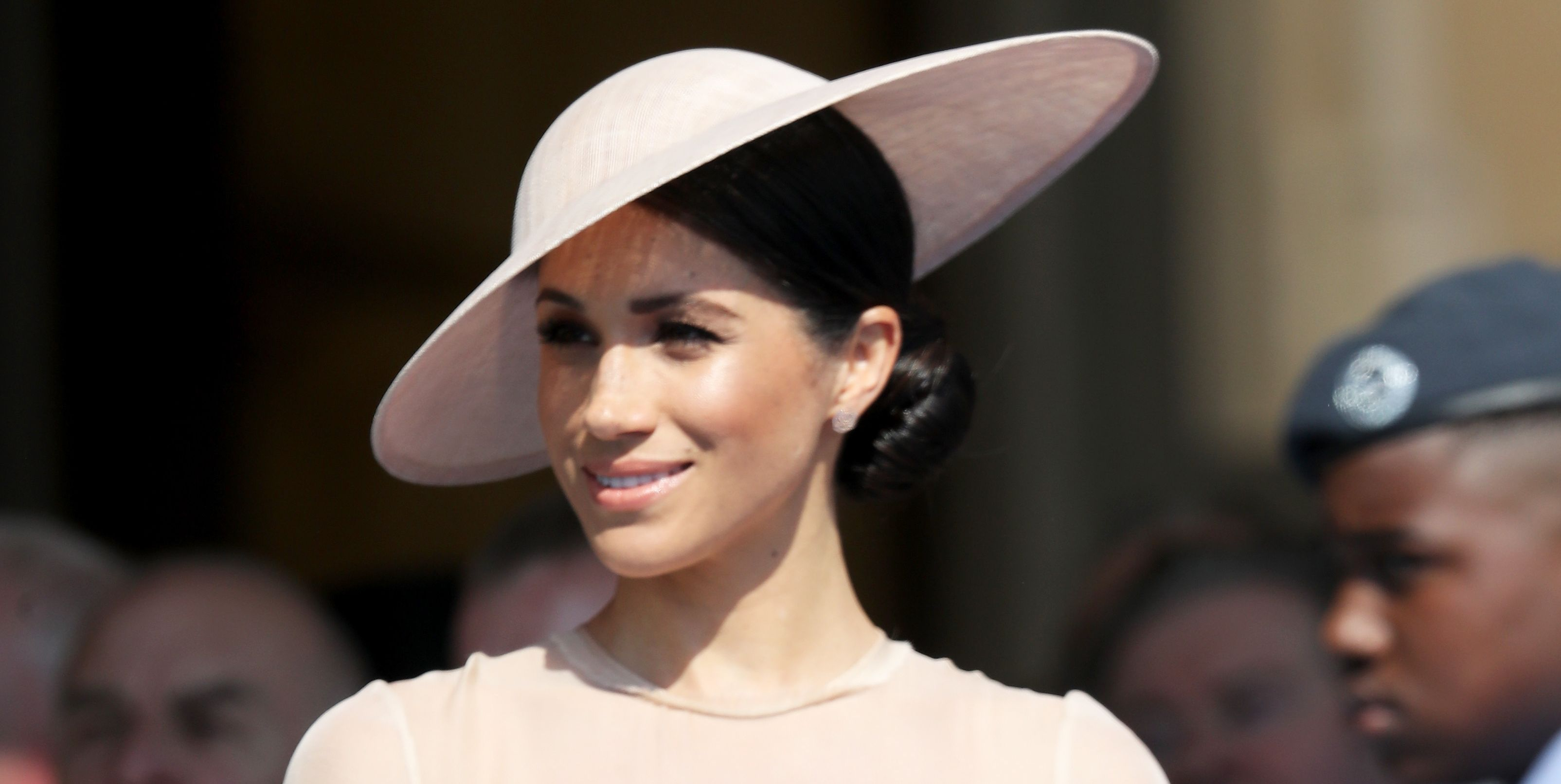 Meghan Markle Prince Charles garden party