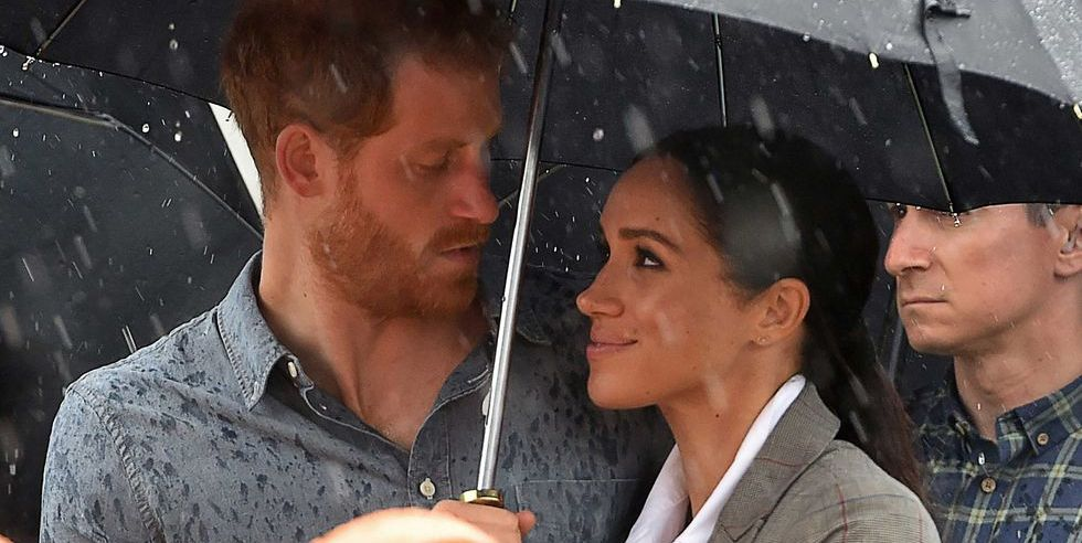 The royal tour of Australia in pictures