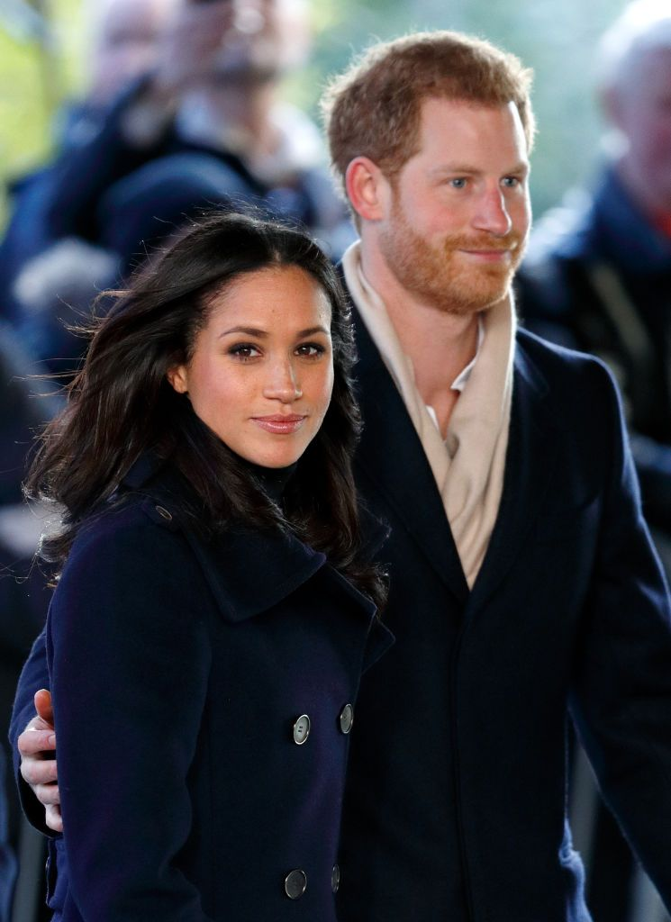 Meghan Markle And Prince Harry Made A Low Key Visit To Stanford University