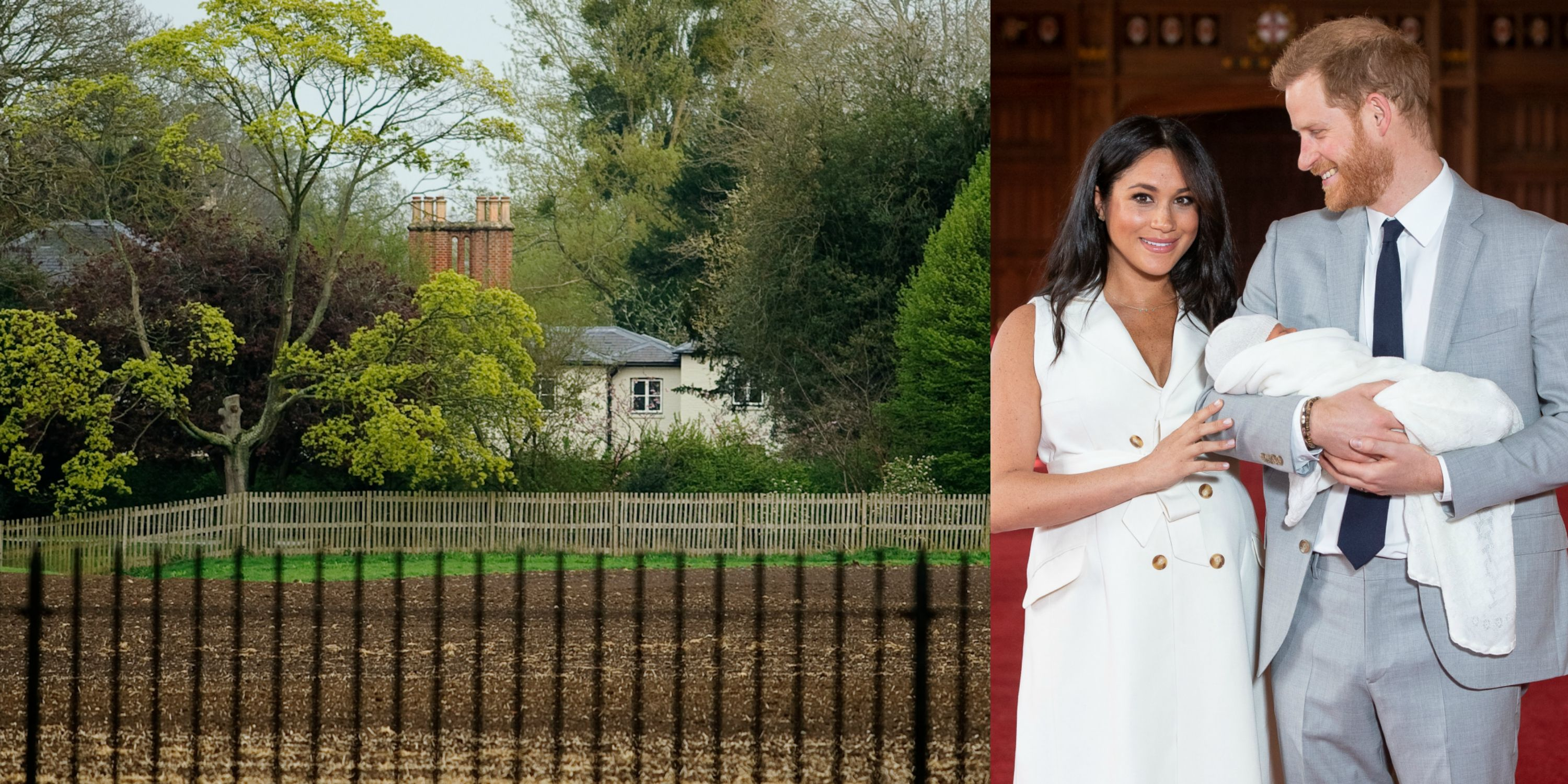 Meghan Markle and Prince Harry's Frogmore Cottage Renovations Aren't What People Expected