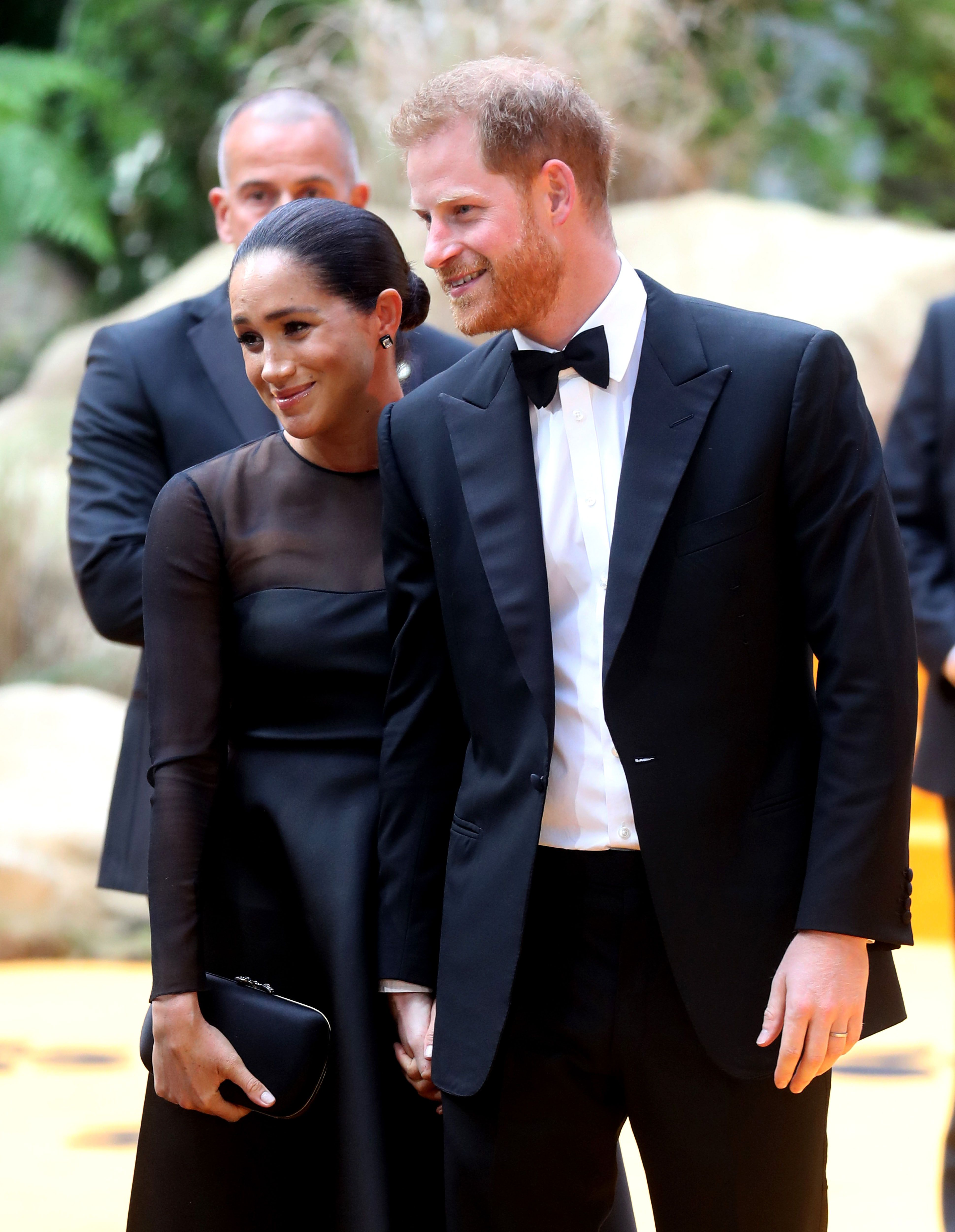 Prince Harry drops a huge hint that Meghan Markle could be pregnant