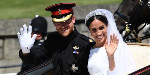 Royal Wedding 2018 Carriage Ride