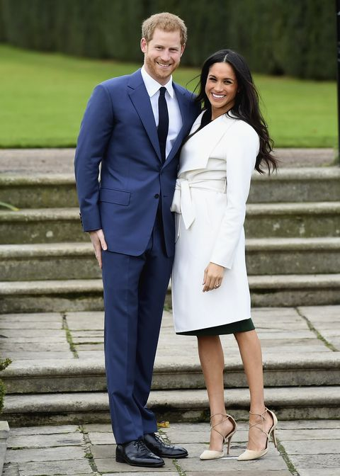 Prince Harry and Meghan Markle Dating Timeline - Harry and ...