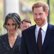 britain's prince harry r and his us fiancee meghan markle arrive to attend a memorial service at st martin in the fields in trafalgar square in london, on april 23, 2018, to commemorate the 25th anniversary of the murder of stephen lawrence   prince harry will attended a memorial on monday marking the 25th anniversary of the racist murder of black teenager stephen lawrence in a killing that triggered far reaching changes to british attitudes and policing the prince and his fiancee meghan markle joined stephen's mother doreen lawrence, who campaigned tirelessly for justice after her son was brutally stabbed to death at a bus stop on april 22, 1993 photo by victoria jones  pool  afp        photo credit should read victoria jonesafp via getty images