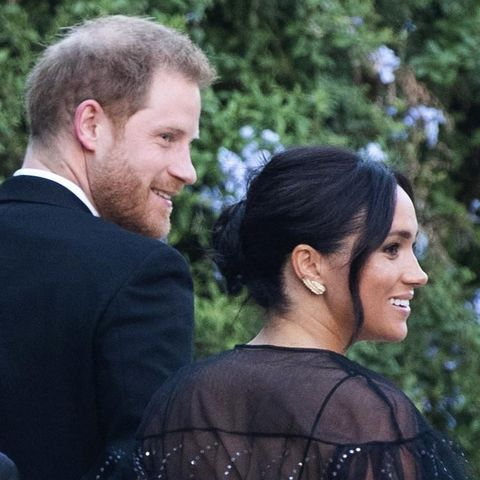 Meghan Markle, Prince Harry, Misha Nonoo wedding