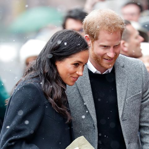 Meghan Markle, Prince Harry,Thanksgiving
