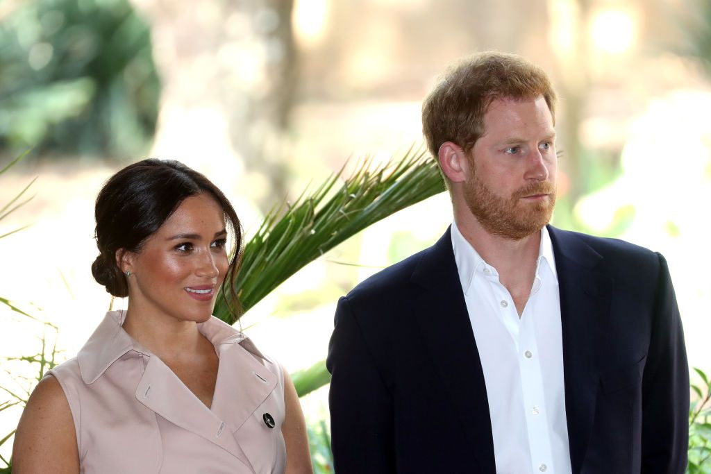 Meghan Markle and Prince Harry's Instagram apology after typo
