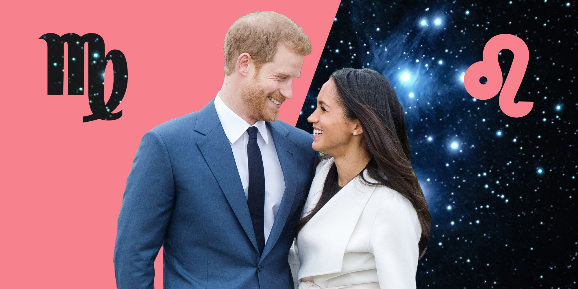 Prince Harry and Meghan Markle's Compatibility, Based on