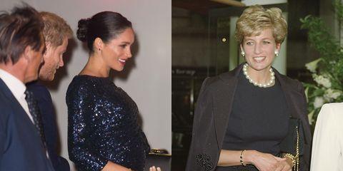 Meghan Markle Just Wore Princess Diana's Bracelet & We Almost Missed It
