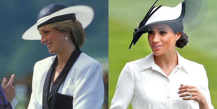 princess diana meghan markle royal ascot