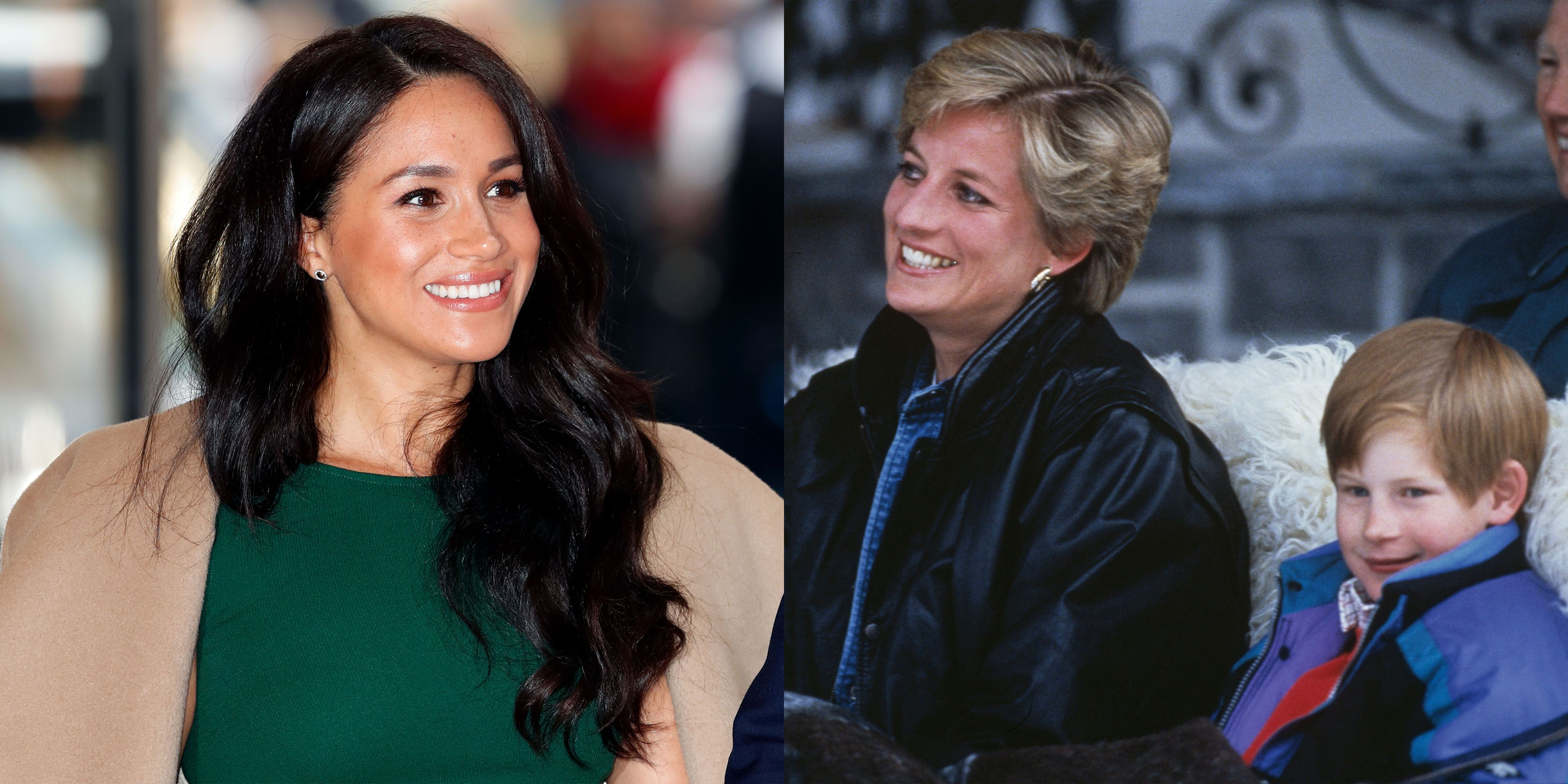 """Meghan Markle Says She """"Needed Her Girls"""" in Her Book and Included a Nod to Princess Diana"""