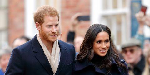 Fecha boda Meghan Markle y príncipe Harry