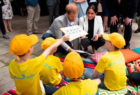 Meghan Markle y el príncipe Harry amplían la familia