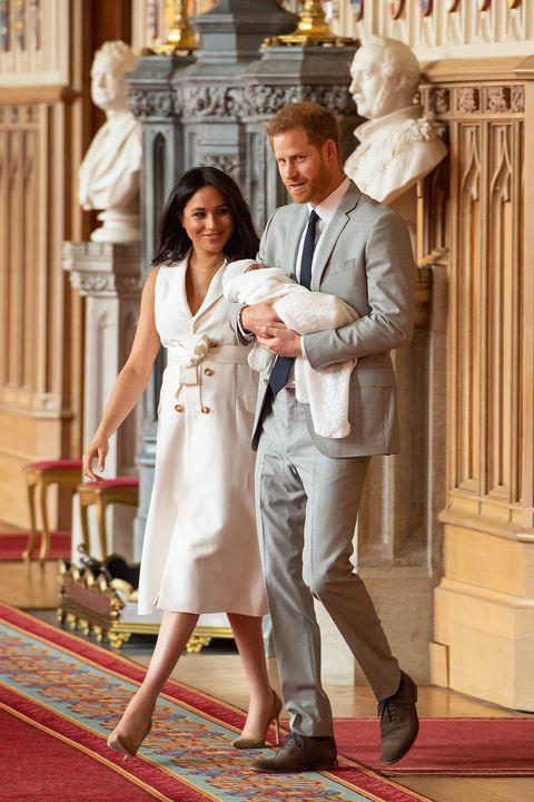 Royal Baby News. il figlio di Meghan e Harry non sarà principe