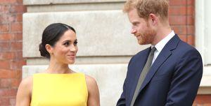 Meghan Markle, Prins Harry, Amsterdam, bruiloft, bedankbriefjes, briefjes, bruiloftsgasten