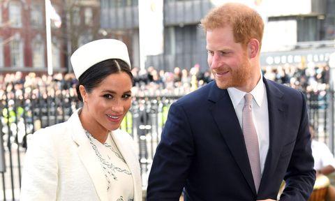 Meghan Markle Prins Harry hertog hertogin date afrika 2017 2019