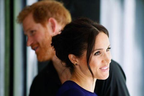 Meghan Markle en Prins Harry in Nieuw-Zeeland