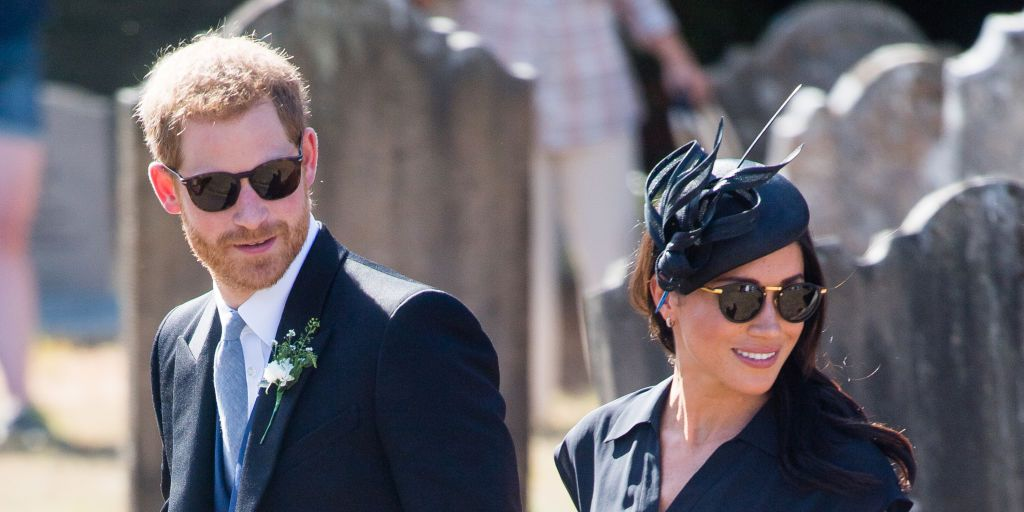 Meghan Markle, Thomas Markle, Prins Harry, contact