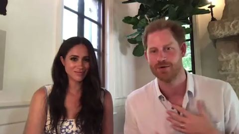 meghan markle qct video