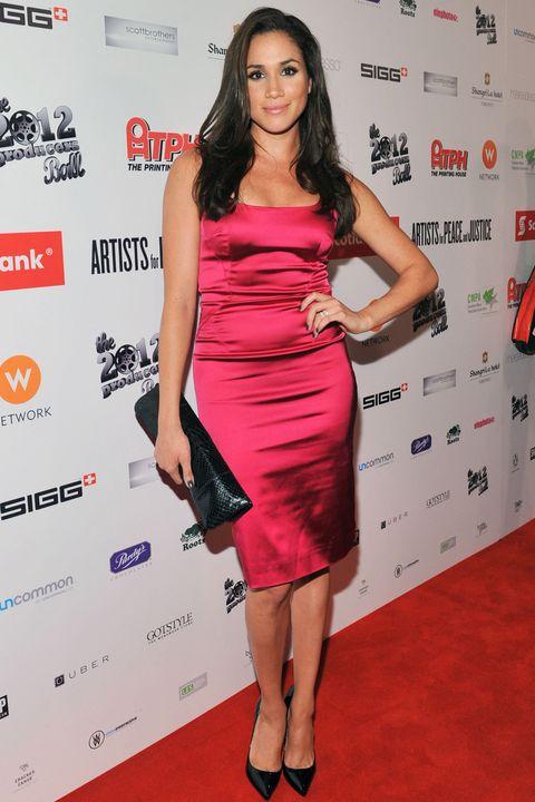 Meghan Markle Scandalous Fashion