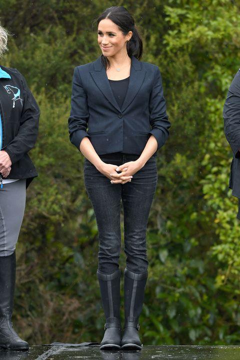 Meghan Markle royal tour fashion