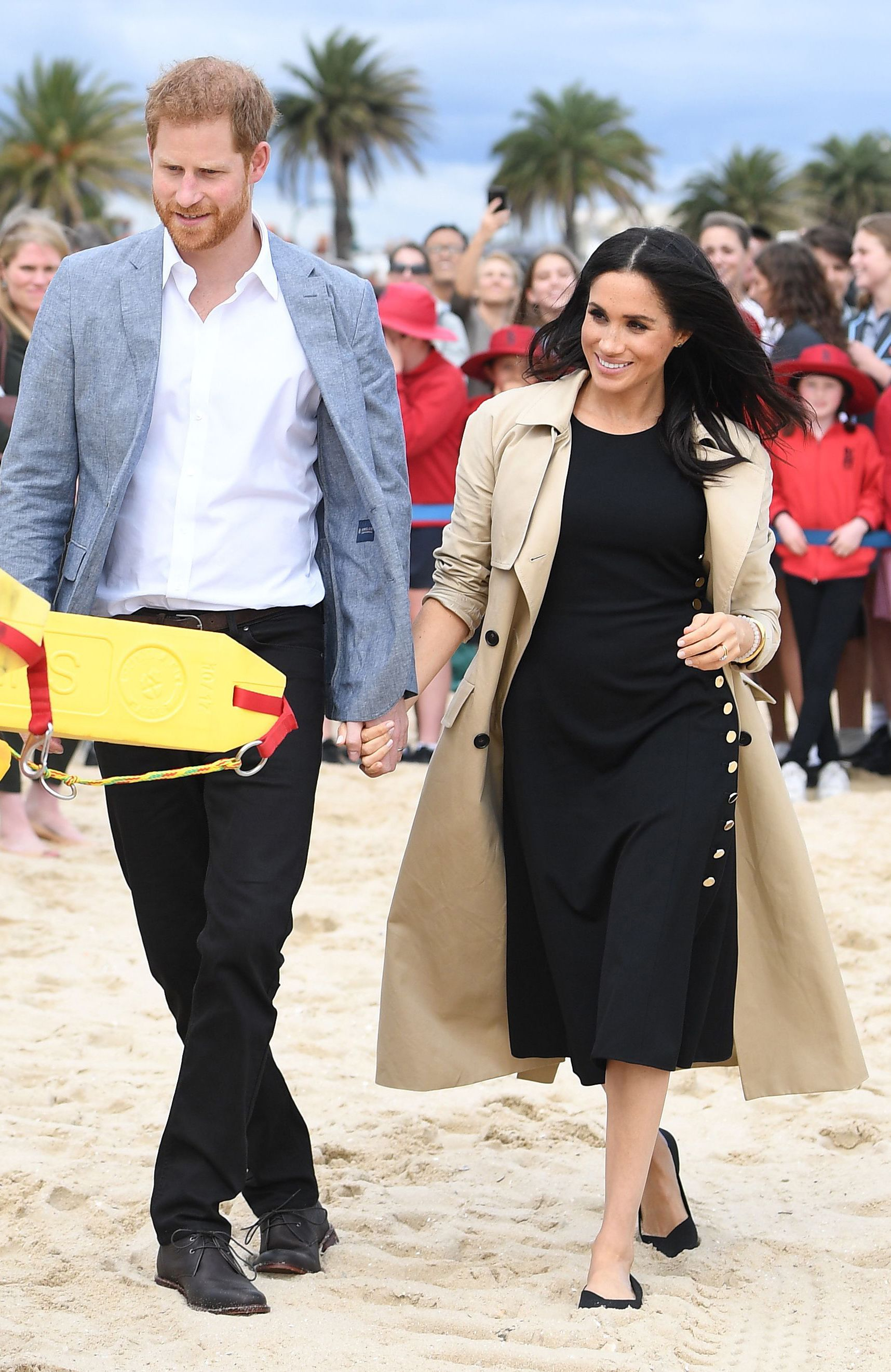Meghan Markle Rocked Yet Another Pair Of Comfy Sneaks On The Royal Tour recommend