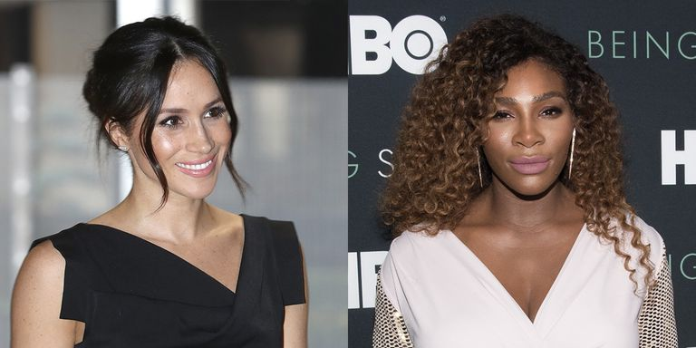 Serena Williams Royal Wedding.Serena Williams Has The Best Advice For Meghan Markle Ahead Of The