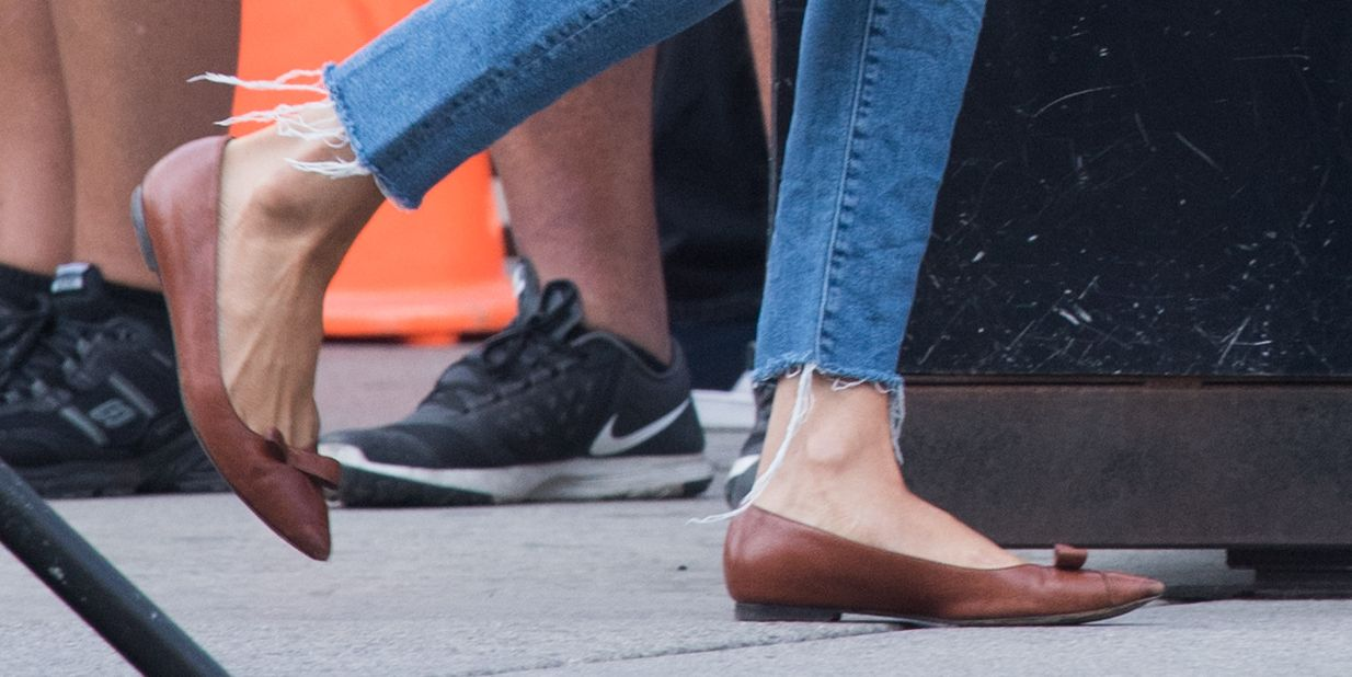 Meghan Markle's shoes