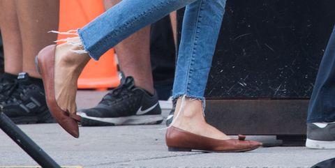 Meghan Markle's shoes