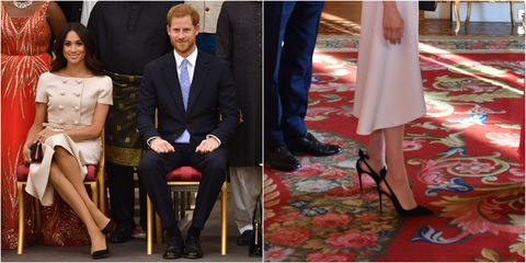 bc4a4bec8d7 There s A £30 Dupe Of Meghan Markle s £490 Heels That You Can Buy ...