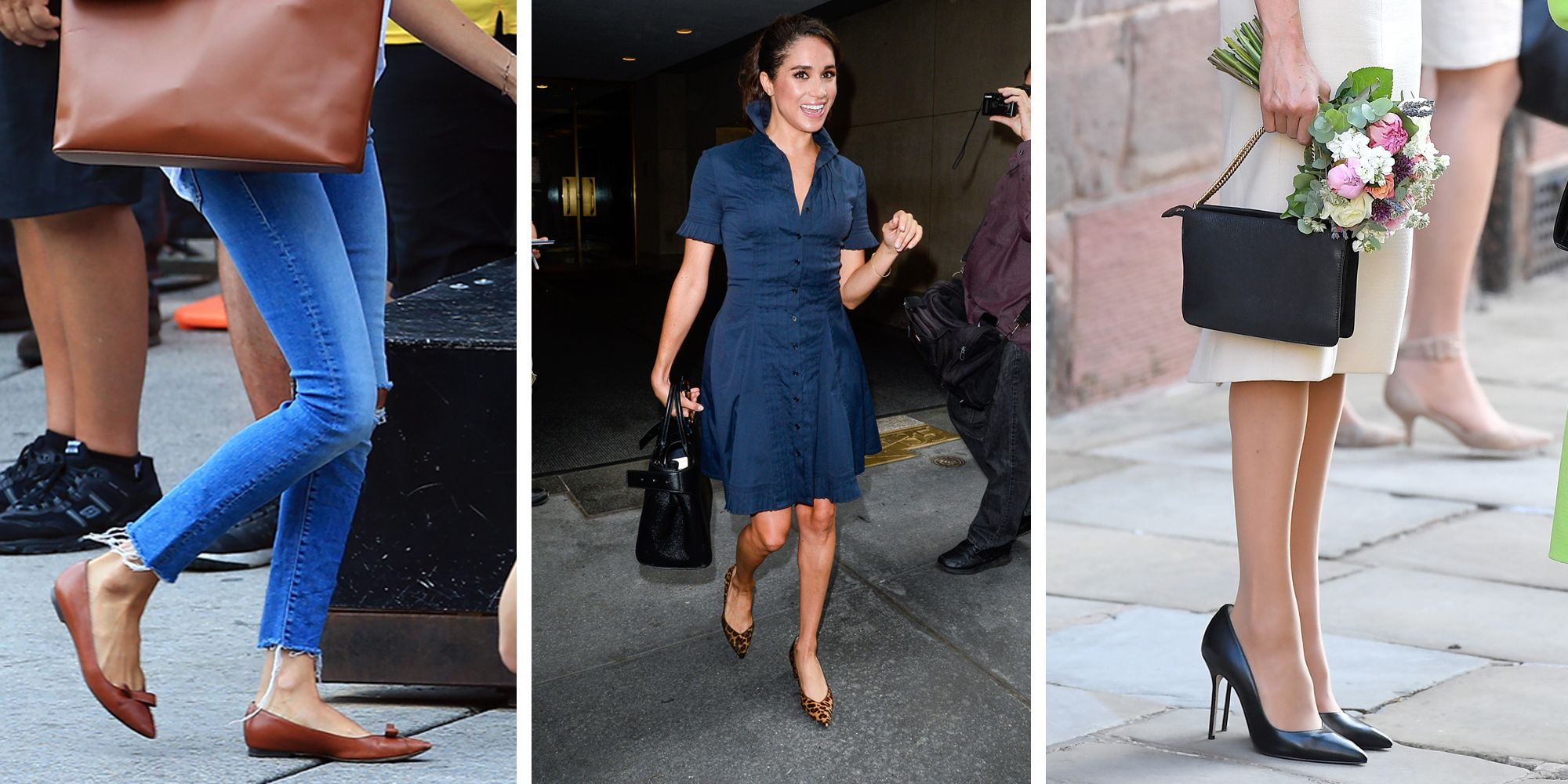 76e860c52a49 These are Meghan Markle s Favorite Shoes – Meghan Markle Loves Wearing  Sarah Flint Footwear