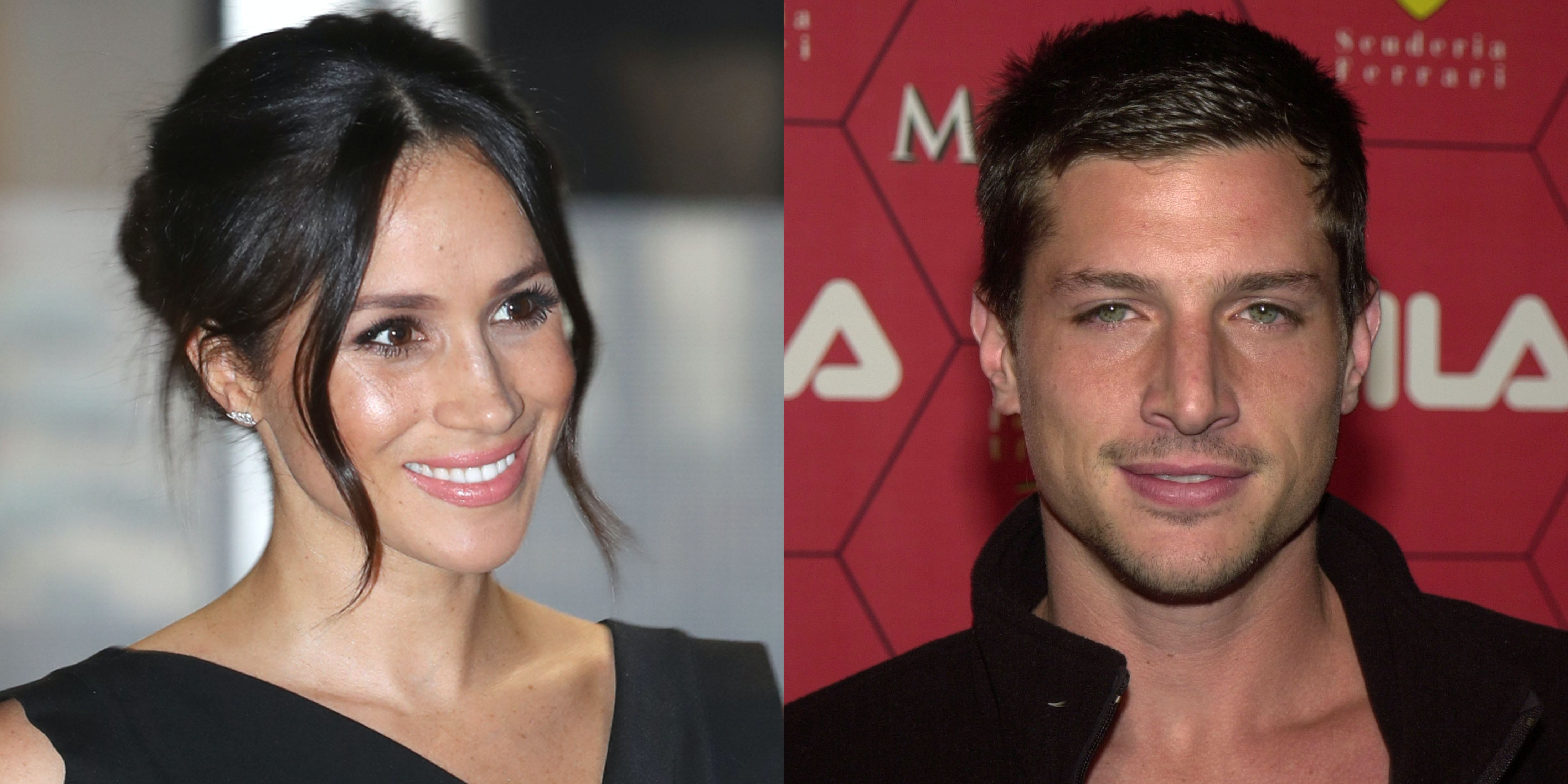Meghan Markle's Costar Simon Rex Offered $70,000 Bribe To Say He Dated The Duchess
